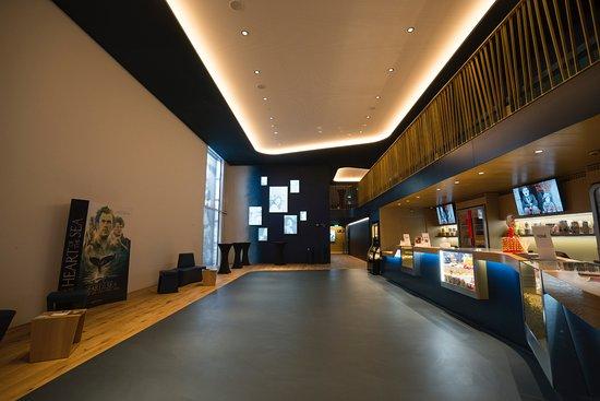 Hall d\'entrée - Bild von Cinémont, Delémont - TripAdvisor