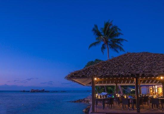 La Passe, Seychelles: Le Nautique Waterfront Restaurant