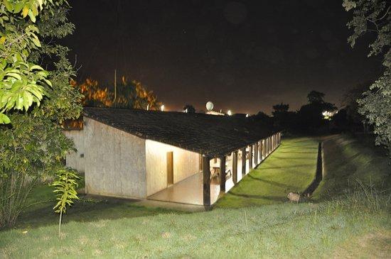 Ourilandia Do Norte, PA: Vista externa dos apartamentos.