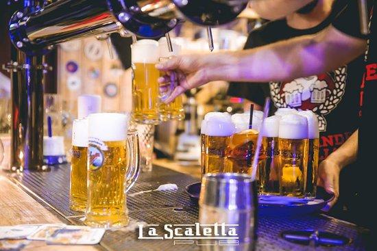 Carmignano di Brenta, Italia: La Scaletta Pub