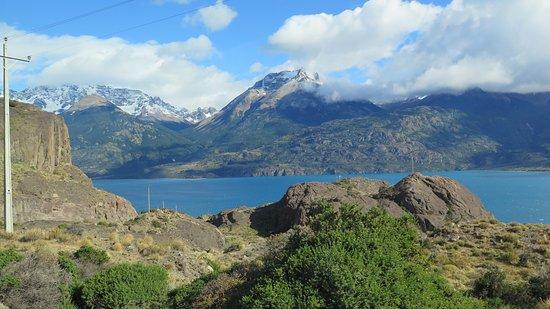 Puerto La Poza, Cile: Lago Carrera en Fachinal 1