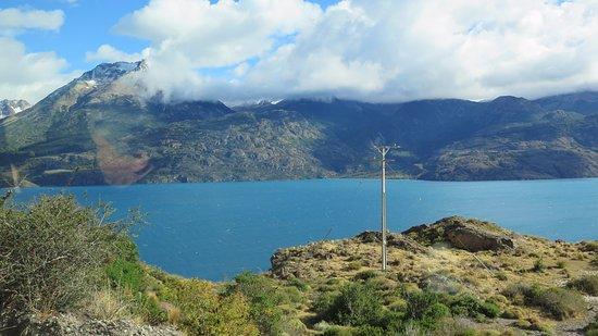 Puerto La Poza, Cile: Lago Carrera en Fachinal 2