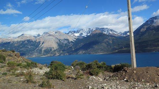 Puerto La Poza, Cile: Lago Carrera en Fachinal 3