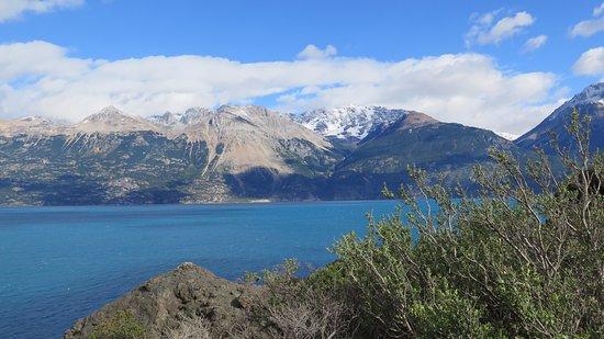 Mallin Grande, Chile: Ruta 265 hacia Mallín Grande 4