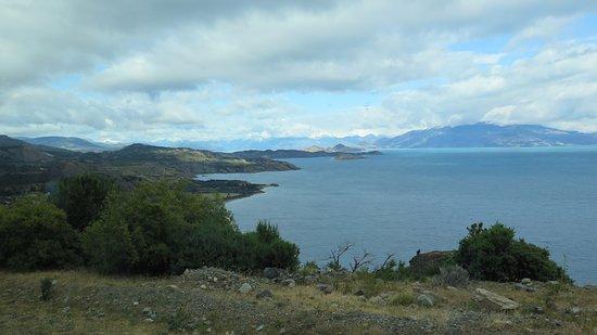 Mallin Grande, Chile: Lago carrera en Mallín Grande 2
