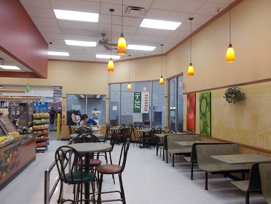 Subway Located Inside The Walmart Supercenter Off Hwy 87 Hwy 260