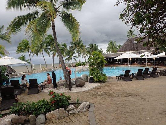 Sonaisali Island, Fiji: Great pool area