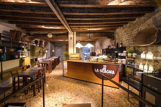 La Scagna Cucina Tipica: La Scgana, cucina tipica a Bergamo