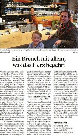 Eschen, Liechtenstein: Tanja G., Reto G. und Arion G.