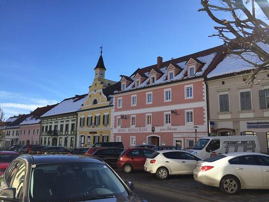 Hauptplatz Schwanberg