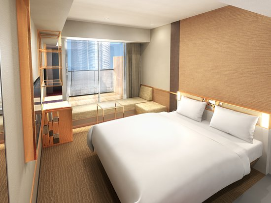 Double Room Picture Of Candeo Hotels Tokyo Roppongi Minato