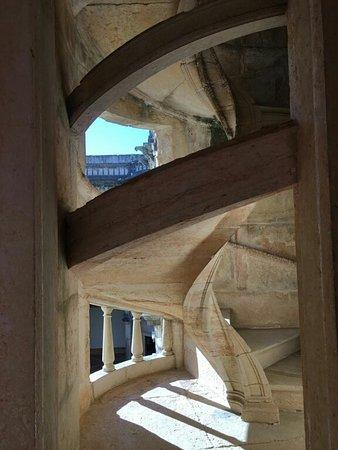 Томар, Португалия: Il convento: dettaglio
