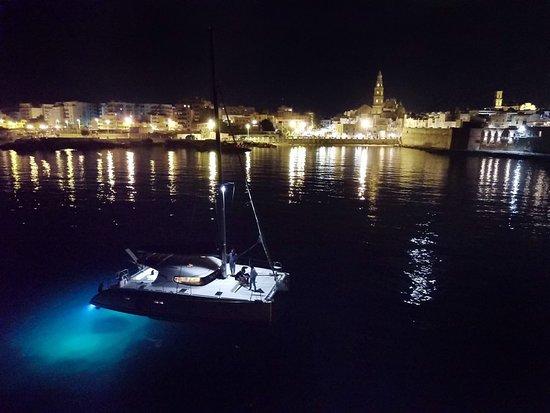 Rent Me: Nautitech by night