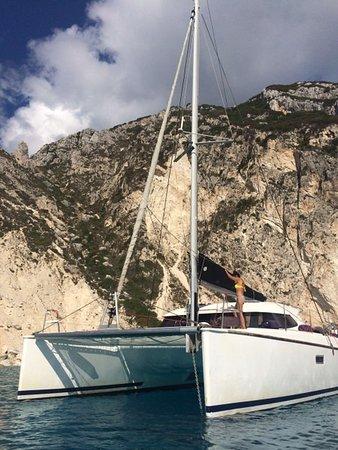 Rent Me: Catamaran Polignano
