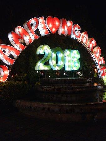 Batu Night Spectacular - Bild från Jambuluwuk Convention ...