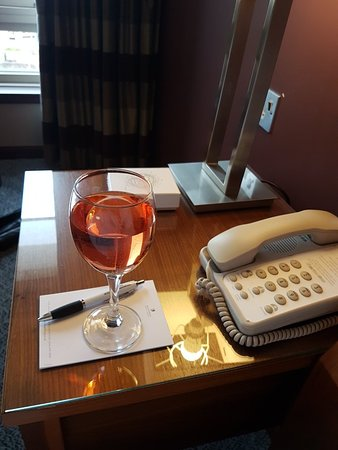 Macdonald Holyrood Hotel: 20180321_165158_large.jpg