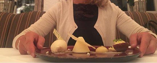 Alte Pfarrey: Dessert
