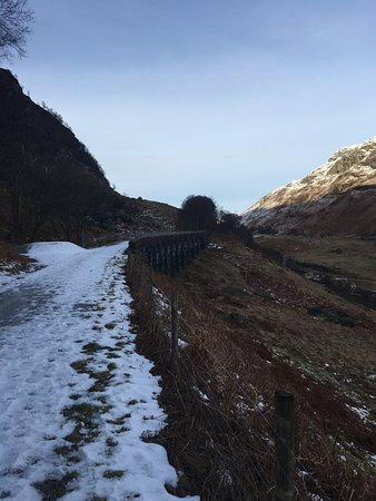 Lochearnhead, UK: Glen Ogle viaduct