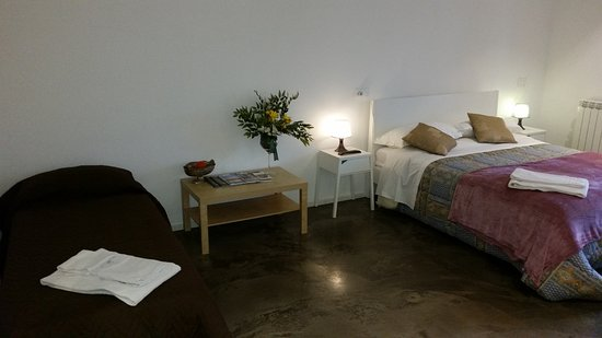 Palermo Rooms - Bed and Breakfast : tripla comfort