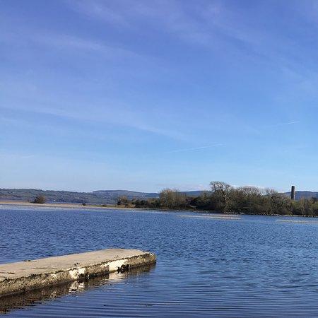 Mountshannon, أيرلندا: Holy island