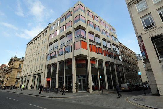 easyHotel Liverpool City Centre