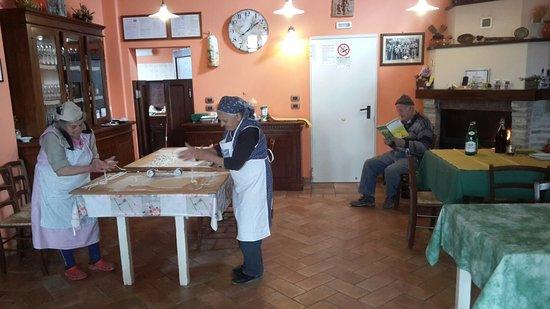 Agri campagna cagli ristorante recensioni numero di for Ristorante della cabina di campagna