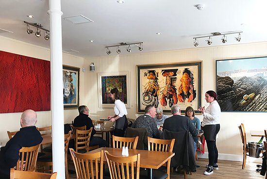 the dory bistro gallery grat food in a beautiful restaurant local produce and