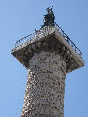 Column of Marcus Aurelius: Mark-Aurel-Säule