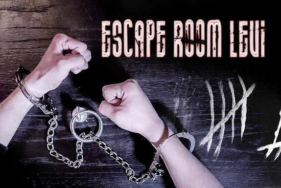 Escape Room Levi