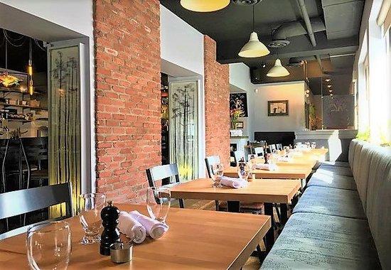 Fraser Cafe: Interior