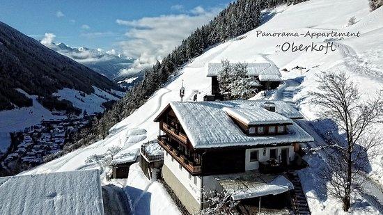 San Giacomo, Италия: Panoramaansicht Winter