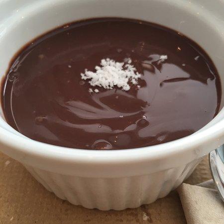 Viridi Carlos lll: Natilles de xocolata veganes