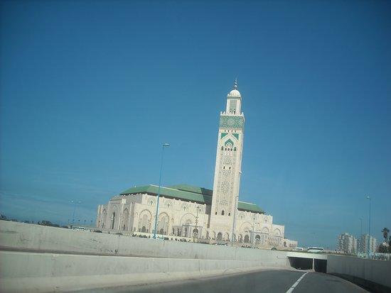 Merzouga, Marocko: Hassan II Mosque Casablanca