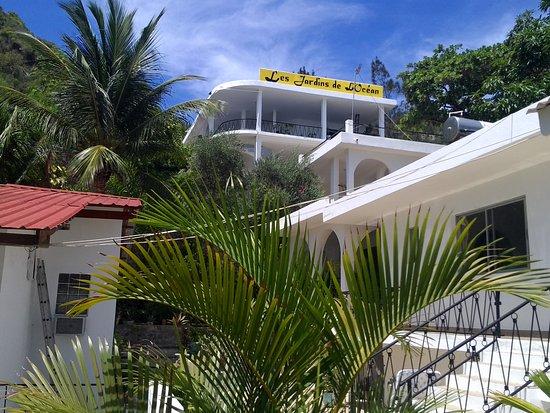 Les Jardins De L Ocean Cap Haitien Restaurant Reviews