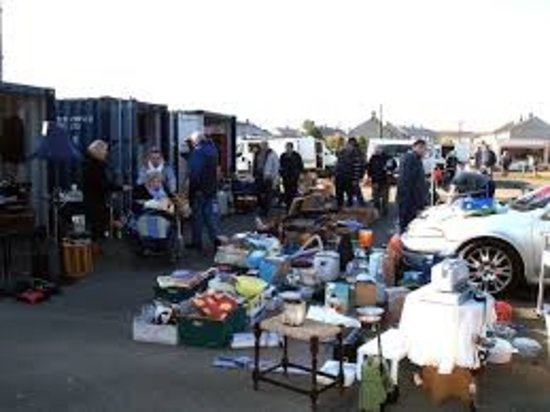 Valley Car Boot & Retail Market