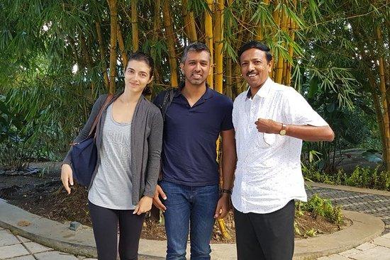 Panadura, Srí Lanka: Happy Clients