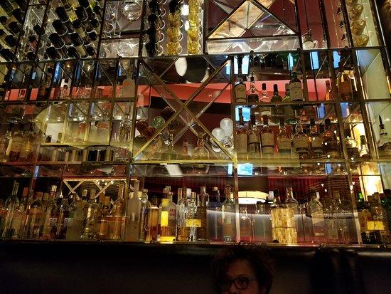 BR Prime Steakhouse: Liquor Selection