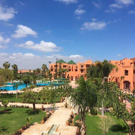 Porte principale photo de palm plaza marrakech hotel for Porte 12 tripadvisor