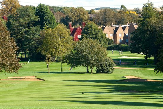 Letchworth, UK: 9th hole