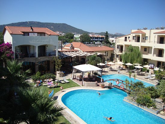Villas duc rhodes hotel ialyssos gr ce voir les for Hotel a prix bas