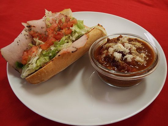 New Holland, PA: Half Hoagie and Soup Special