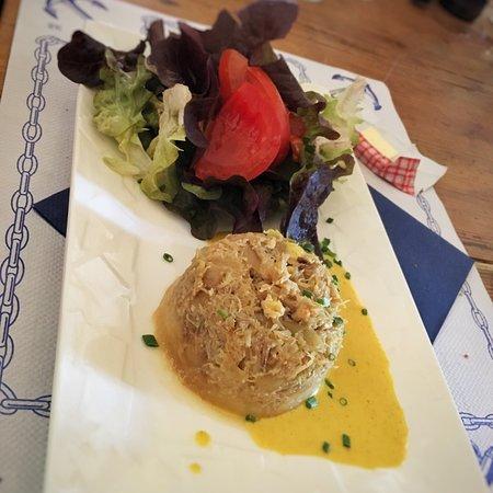 Restaurant Le Relais Du Vieux Port Le Conquet