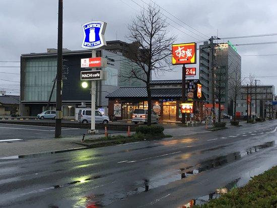 すき家出雲市駅南店、外観。 - Picture of Sukiya, Izumo Ekiminami ...