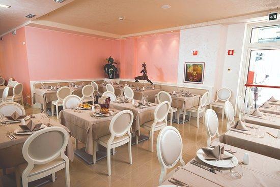 Our restaurant picture of baia del mar beach boutique for Boutique hotel jesolo