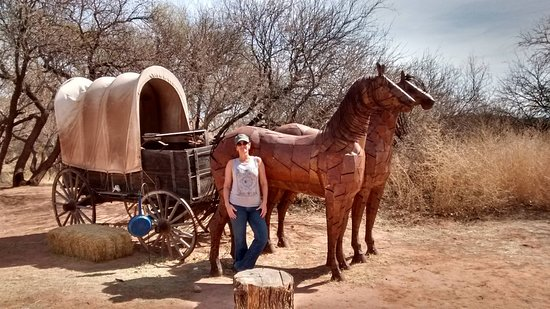 Trail Horse Adventures: At the corrals