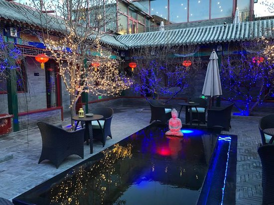 Hotel Cote Cour Beijing Picture