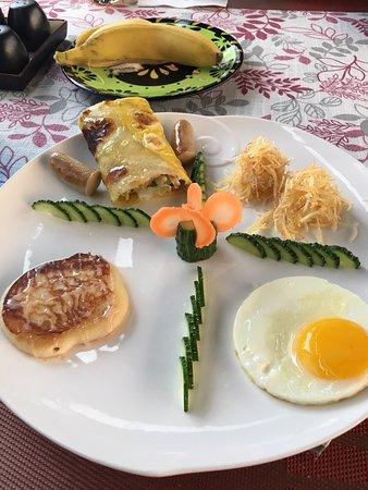 Hotel Cote Cour Beijing : Breakfast