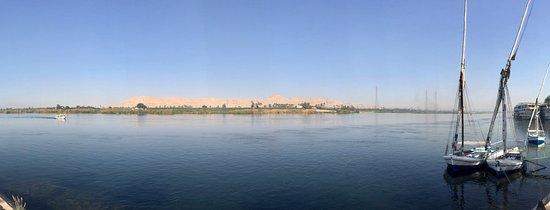 Hilton Luxor Resort & Spa: The River Nile