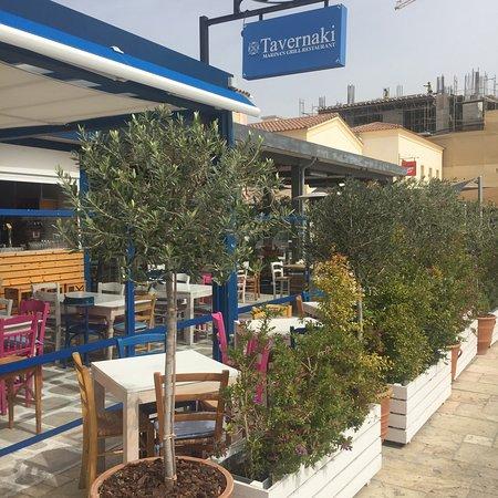 Best Restaurant In Limassol Marina