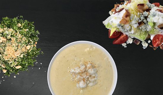 Hunt Valley, MD: Soup and Salad